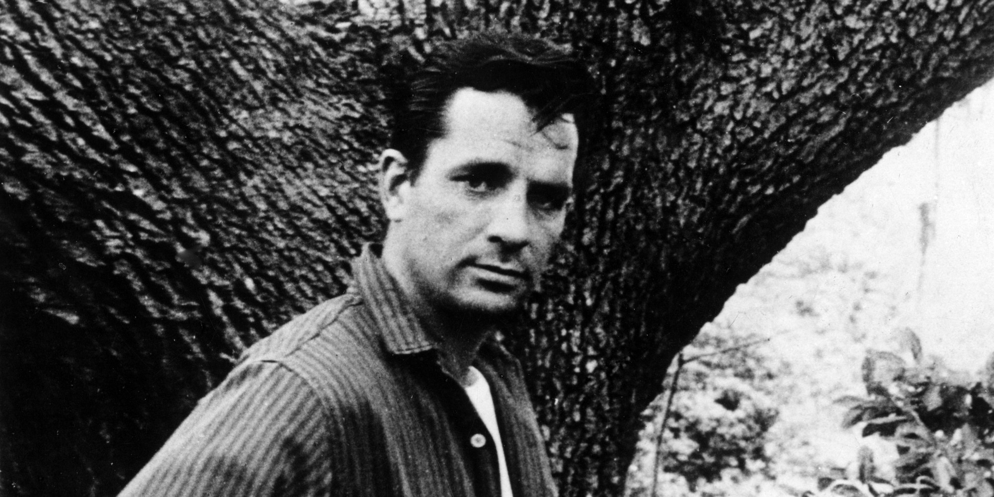 Portrait Of Jack Kerouac